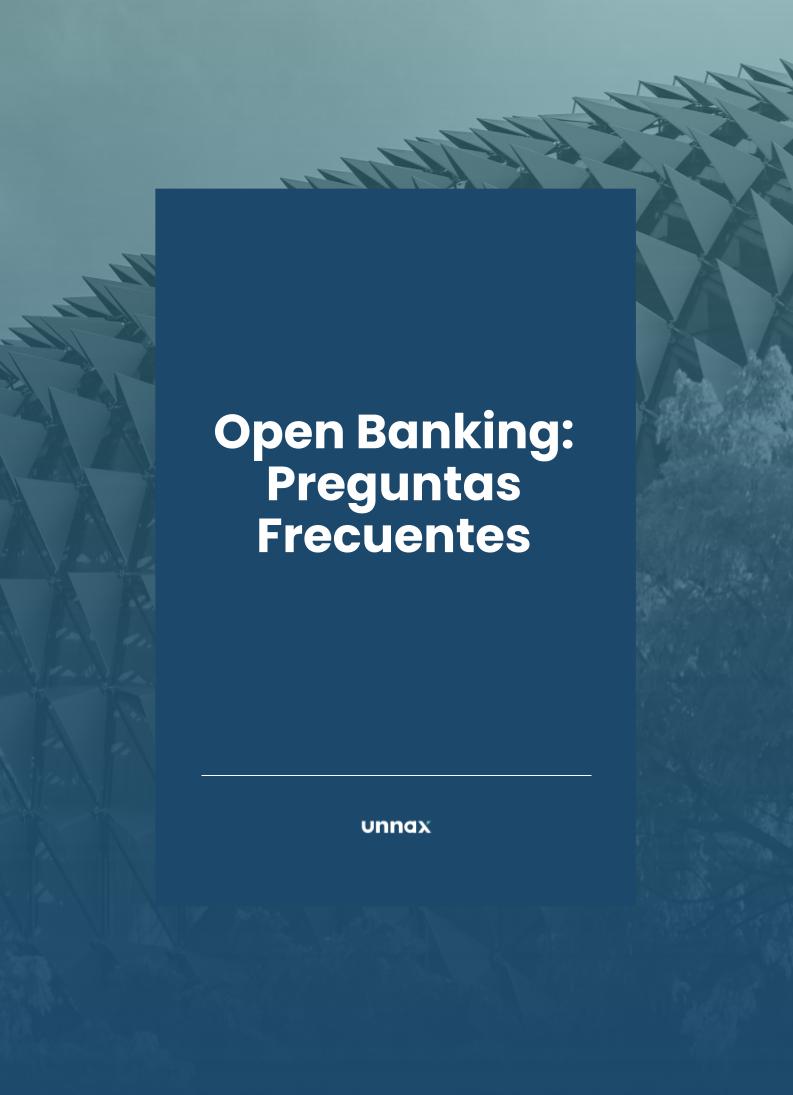 Open Banking FAQ - general